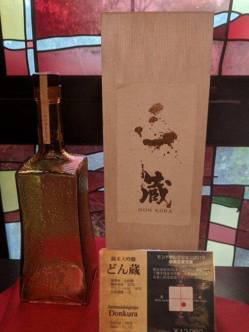 Sake Splendors